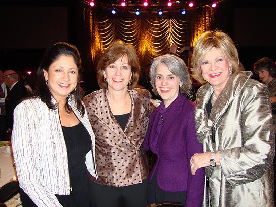 Annette Garcia, Nancy Leigh DeMoss, Kay Arthur